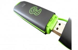 Как подключить USB 3G модем Huawei к планшету